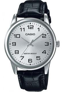 Reloj Casio Hombre Mtp-v001l-7b Agente Oficial Caba