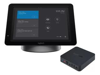 Smartdock Logitech Para Salas Sist. Skype Confer Hace1click1