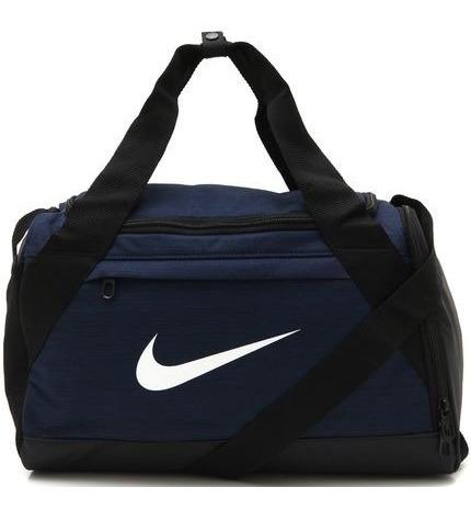 Bolsa Nike Original Azul Marinho Academia Com Frete Grátis.