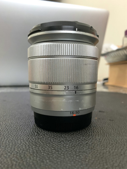 Lente Fujifilm Xc 16-50mm Usada
