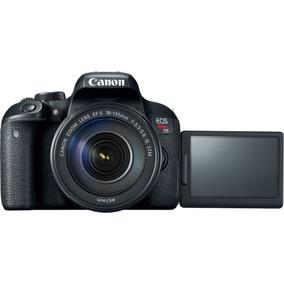 Cámara Canon Eos Rebel T7i | 18-135mm Is Stm