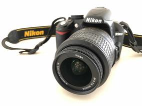 Câmera Nikon D3100 + Lente 18-55mm + Tripés + Cartão Sd 16gb