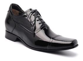 Sapato Social Masculino Com Salto Maggiore - Msv 26306 Vern