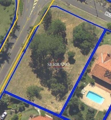 Terreno À Venda, 1481 M² Por R$ 450.000,00 - Condomínio Chácaras Do Lago - Vinhedo/sp - Te0334