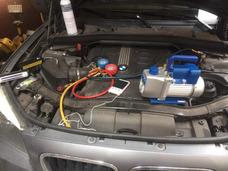 Carga De Gas Aire Acondicionado Autos Reparacion Prueba Fuga
