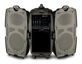 Novik Street Sound V Bafles Consola Portatil Amplificado