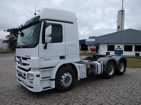 Mb Actros 2546, 2011, 6x2 Scania Seminovos Pr 5e65