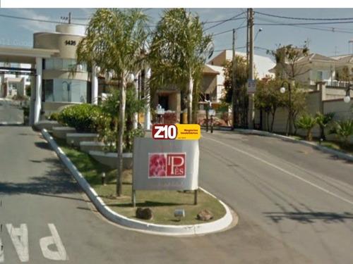 Te04456 - Jardim Portal Dos Ipês -  Z10 Imóveis Indaiatuba - At. 300 M² - Terreno Em Condomínio Com Portaria 24 Horas - Te04456 - 2669158