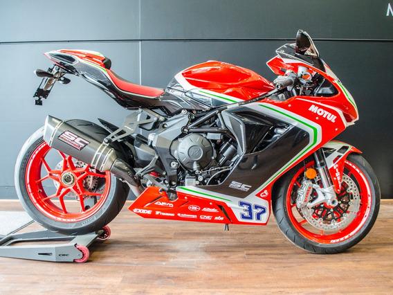 Mv Agusta F3 800 Reparto Corse - No Yamaha - No Honda