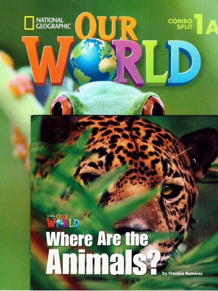 Ibeu Rj - Our World 1a + Where Are The Animals?
