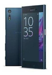 Sony Xperia Xz F8332 Dual 64gb Bosque Azul (de/it/es/fr-9893