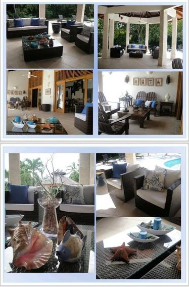 Hermosa Villa En Venta O Alquiler En Casa De Campo