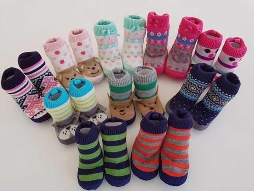 Botas Para  Bebé, Zapatos Bebé, Botas Tejidas.