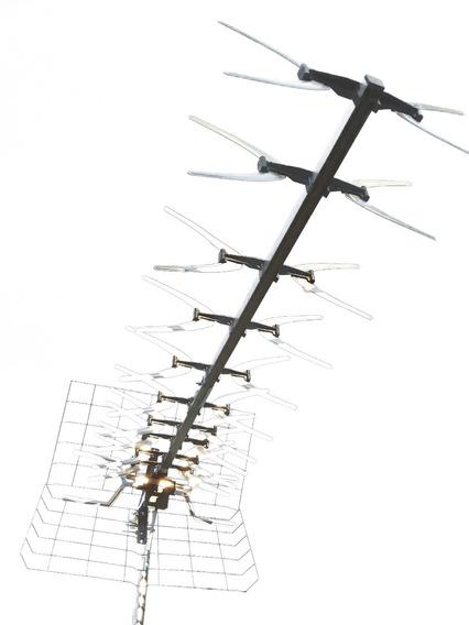 Uhf Antena Digital Nova 2 Lb 44 Boca De Jacare