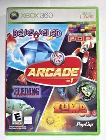 Popcap Arcade Vol 1 Original Xbox 360 Cr $15