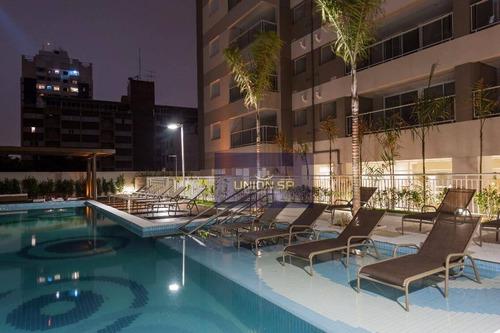 Imagem 1 de 23 de Apartamento À Venda, 52 M² Por R$ 650.000,00 - Consolação - São Paulo/sp - Ap22700