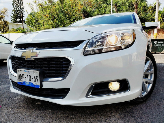Chevrolet Malibú Ltz 2015 At