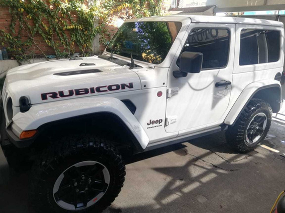 Jeep Wrangler 3.6 Unlimited Rubicon Recon 4x4 At 2019