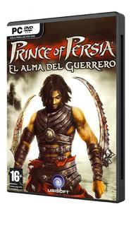 Prinicipe De Persia Alma Guerrero Juego Pc Original Dvd