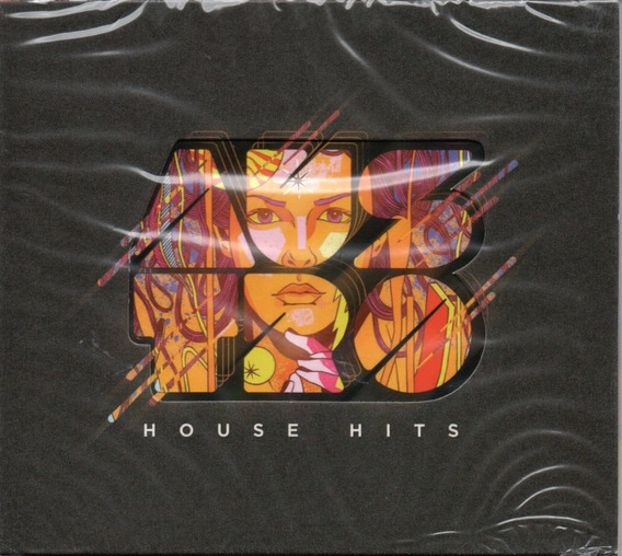 Cd Austro - House Hits