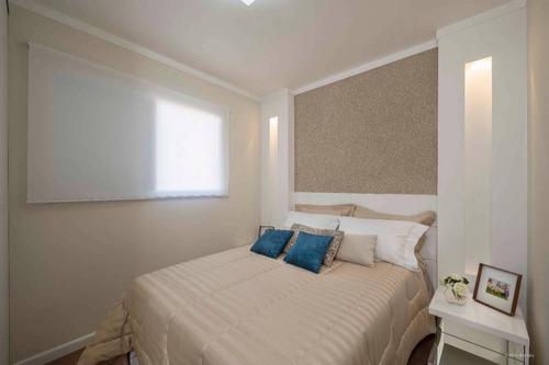 Venda - Apartamento - Planalto Do Sol Ii - Santa Bárbara D'oeste - Sp - 2879