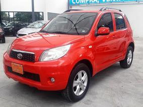 Toyota Rush Roja 2009, Manual Excelentes Condiciones