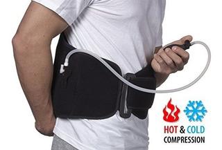 Faja De Compresion Para Espalda Termoactiva Frío Y Calor