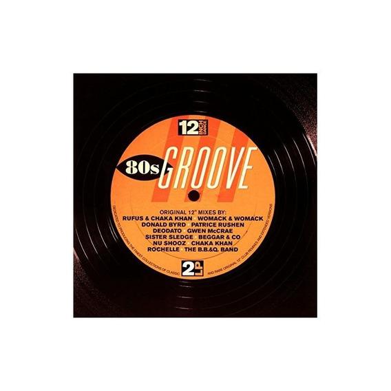 12 Inch Dance: 80s Groove / Various Import Lp Vinilo