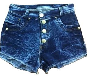 a937ae42c2 10 Shorts Jeans Feminino Hot Pants Promoção Atacado 32 Ao 46