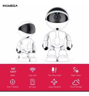 Robot Cámara Wifi Home Security
