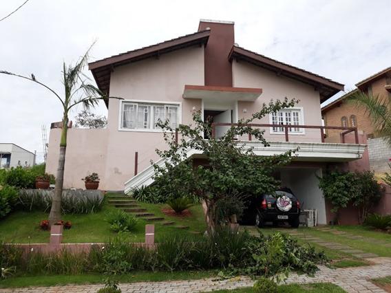 Casa Para Venda No Condomínio Terras De Atibaia I Em Atibaia - Ca26