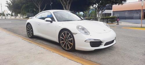 Imagen 1 de 11 de Porsche 911 2013 3.8 4s Coupe Carrera At