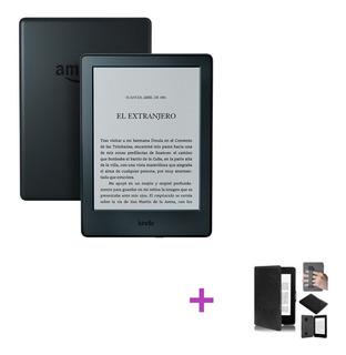 Amazon Kindle Touch 10 Gen Tactil Wifi E-reader + Funda Smart Caja Sellada 4gb (1500 Libros) 10 Generacion Original