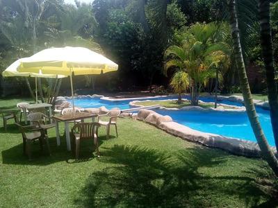 Casa Fin Semana Cocoyoc Cerca Six Flags Oaxtepec Disfrutala