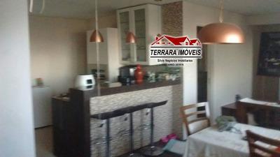 692 - Maravilha De Apartamento 3 Dormitorios - Condominio Terrara - 2808 - 692