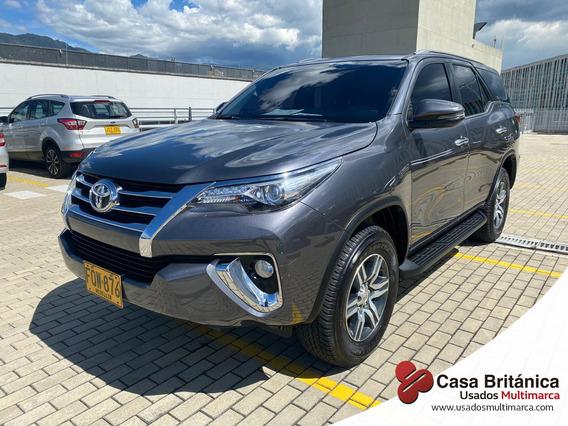 Toyota Fortuner Automatica 4x2 Gasolina 2700cc
