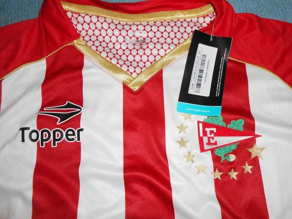 Camiseta Estudiantes De La Plata Topper Nueva Año 2010
