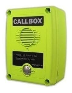 Callbox, Intercomunicador Inalámbrico Vía Radio Uhf 450-470m