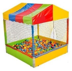 Piscina Bolinhas Infantil 2m Playground Brasilia Df Goiânia