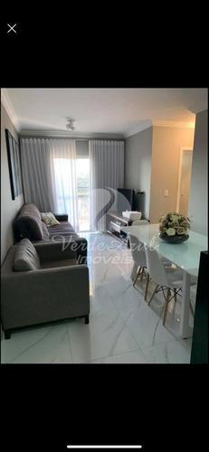 Imagem 1 de 14 de Apartamento À Venda Em Residencial Nova Era - Ap007890
