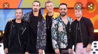 Entradas Cancha Backstreet Boys