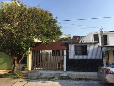 Casa En Venta Colonia Vistalmar En Coatzacoalcos