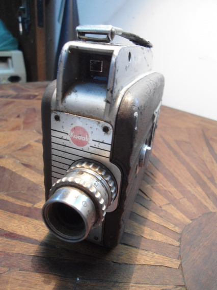 Câmera Filmadora À Corda - Kodak Relliant - Cine Kodak