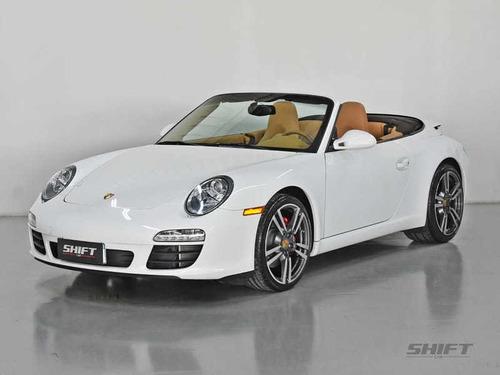Porsche 911 Carrera Cabriolet 3.6 2p