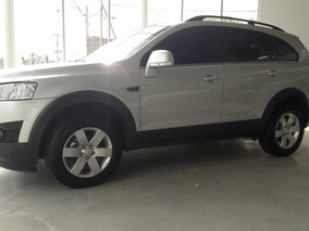 Chevrolet Captiva Ls 7as $208000 Y Cuotas Automotores Yami