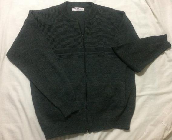 Sweater (abrigo) De Lana Dama/ Usado