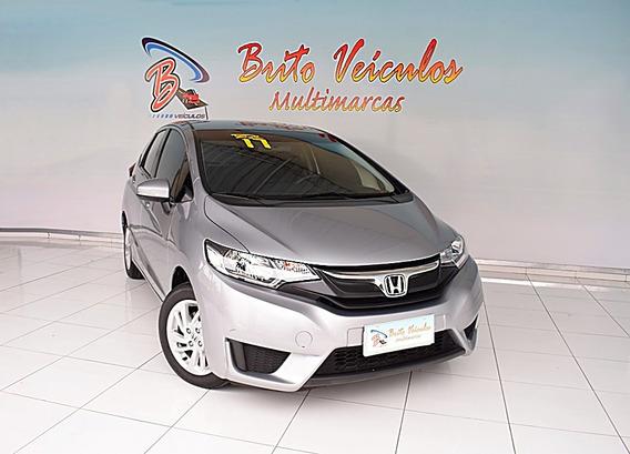 Honda Fit 1.5 Lx 16v Flex 4p Automático 2017