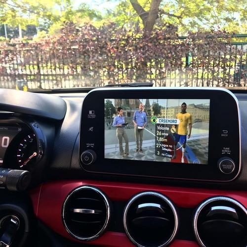 Imagem 1 de 3 de Cardápio Standard 1 Fiat Desbloqueio + Tv Full Hd