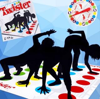 Twister Juego De Mesa Original De Hasbro Envio Gratis!!