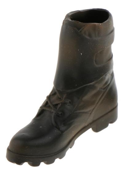 Zapatos De Botas Largas Para Mujeres De Escala 1/6 Para